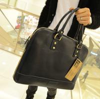 2013 man bag fashion all-match bag travel bag unisex bag handbag laptop bag casual bag