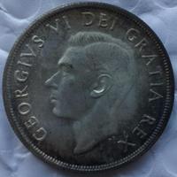 1948 Canada $1 Dollar COPY