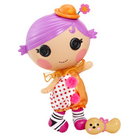 Free shipping  Lalaloopsy  squirt lil' top  13 inch MGA magical sew cute dolls for girls american girl toy birthday gift