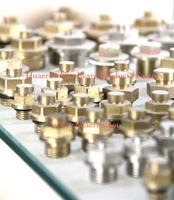many of vent plugs for brass