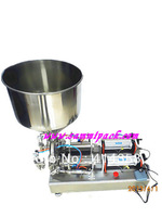 Cream paste filling machine (30-300ml )for ointment,emulsion productl,cosmetic cream +pneumatic+stainless steel