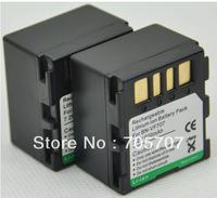 new 2 piece camera Battery BN-VF707 BN-VF707U For JVC Everio GZ-MG21U GZ-D240 GR-X5 GZ-MG20U