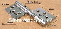 The door hinge ,Stainless steel hinge 3''  ,Fire door hinge ,Flag hinge  ,Thickness: 1 mm ,