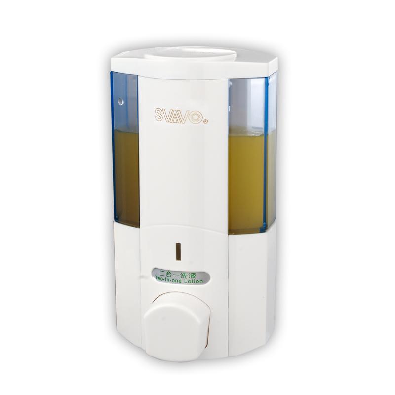 Svavo Hanging Wall Manual Soap Dispenser Hand Sanitizer
