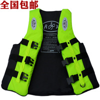 Professional Adult and Child floating coat snorkel thickening life vest life jacket inflatable