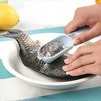 Free shipping Kitchen helper practical fish Scale scraper