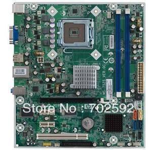 original DX2390 MS-7525 Desktop Motherboard G31 CHIPS SET 464517-001 480429-001(China (Mainland))