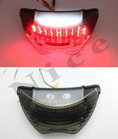Smoke LED Tail Light Brake Turn Signals For 1999-2000 honda CBR 600 F4 1999 CBR 900 RR 2004-2006  CBR 600 F4i