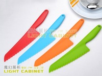 German plastics and vegetables exported to Europe Cheese cake colored knife free shipping