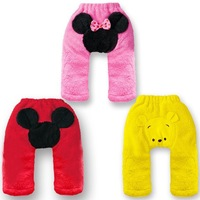 Детская одежда для девочек 12 Set children pants! Embroidered terry PP pants Fashionable joker panty