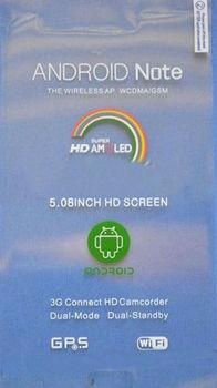 (10PCS) Clear Screen Protector Film for Star i9220 N9770 N9000 I9220 MTK6577 MTK6575