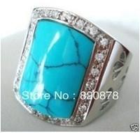 Wholesale Charming Asian Tibet Slver dragon men's rings fashion jewelry