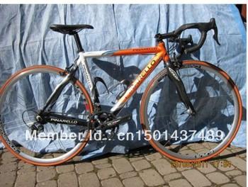 Road Bike:Pinarello Dogma FP, rated best road bike in the icycle magazine
