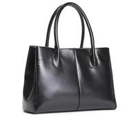 newest 2013 genuine leather handbag women elegant first lady bags