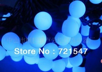 High quality waterproof small ball lamp series, LED holiday lights, Christmas  decoration atmosphere light ,10m/100pcs.