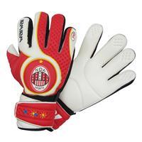 Keeper Glove 909 top goalkeeper gloves professional football goalkeeper gloves