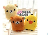 Bear bear pillow nap pillow cushion doll 0.4kg meters chick  FREE SHIPPING