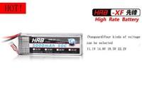 Free shipping  Lipo 4S 5000mAh 14.8v 50-50C rc battery