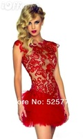 Free Shipping New Mini High Quality Cocktail Dresses Sexy Prom Party Dresses Custom Size