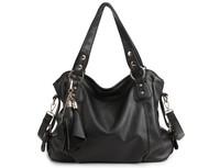 new bags detonation model 2013 single shoulder strap bag tassel women handbag genuine leather