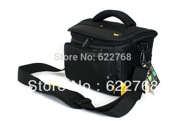 Сумка для видеокамеры DSLR SLR Nikon D700 D7000 D90 D3100 D3200 D60 D5100 D80 D3000 макрокольца для nikon d3100 в иваново