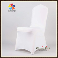 Free Shipping 100pcs/lot White Spandex Chair Cover For Wedding,Party,Universal Style, Non-Ironing, Easy Cover