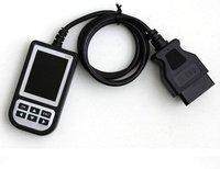 C100 OBD II/EOBD Color code Scanner Freeshipping    2pcs/lot