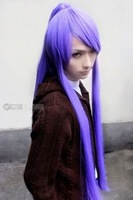Vocaloid Miku Gakupo 1pcs Long Clip on Ponytail Long Party Costume 120cm Cosplay Wigs