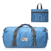 Free shipping new 2014 folding men travel bags handbags casual bag portable waterproof  hand bag shoulder bag sport bag