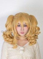 Butler Kuroshitsuji Elizabeth Middleford Costume Party Cosplay Wig