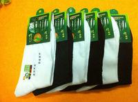 12pair/lot ,2013 Hot sale newest style bamboo fiber summer thin men sock , man sock , men's sock Free shipping