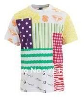2013 NEW ARRIVAL BBC icecream Billionaire Boys Club t-shirts Men short sleeve tops tees Free shipping