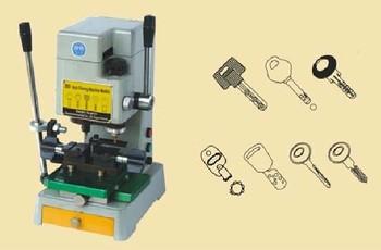 WF-369  Senior multi fuctional vertical car key cutting machine.the best quality key machine 110v for ameria customer.