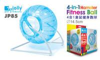 Jolly 4 1 hamster fitness ball 14.5cm - belt mount