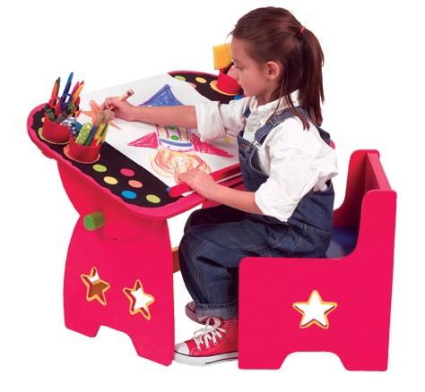 Online kopen wholesale multifunctional child table wooden uit china multifunctional child table - Tafel roze kind ...