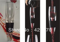 Free Shipping Mini Wine Decanter,Easy Carry Wine Drinking Tool,Mini Decanter 3 Piece