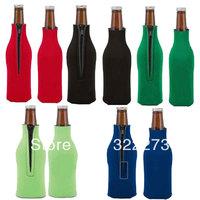 [Min. Order $20] Custom Imprint Neoprene Kolder Holder beer & Wine bottle Cooler Stubbie Coolers, Stubbie KoozieCWMJH0168328
