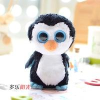 Ty big eyes animal penguin plush toy doll gift