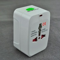 S6Y US UK AU EU TRAVEL POWER ADAPTER PLUG CONVERTER NEW