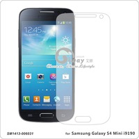 for Samsung Galaxy S4 Mini i9190, Clear anti-scratch high transparent Screen Protector without retail package