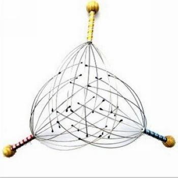 5 head massage device manual cervical vertebra acupoint the elite