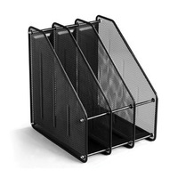 Advanced metal iron file holder hurdle file box file column