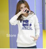 2013 NEW ARRIVAL wholesale price top quality Koreal style ladies' hoodie jacket, HS-C201