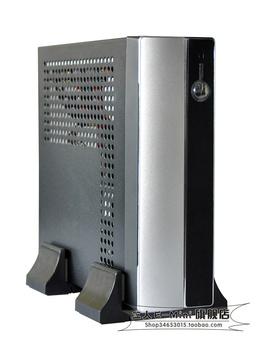 New American ultra-small mini itx computer case small e-3002 17 plate the smallest of the box