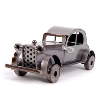 Free shipping Metal crafts iron metal decorative trains classic cars model bronze statues home decoration birthday gift