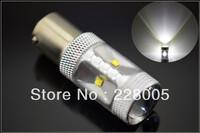 Free Shipping 2 Piece/lot Canbus error free Cree 30W 1156 12v led cree backup lights  car lights