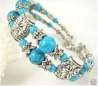 Tibet Jewelry turquoise bead bracelet /Armschmuck