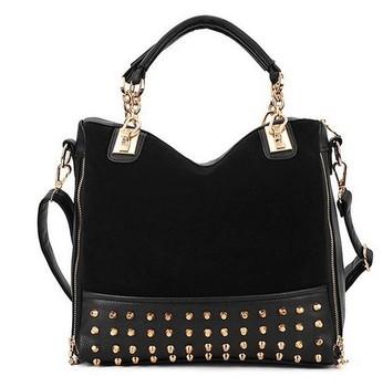 2013 Hotsale PU Leather Fashion Women Handbag Ppular Practical Shoulder Bag  Leather Shoulder Bag handbags