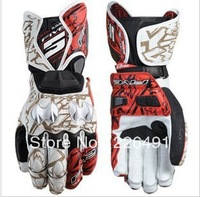 Free Shipping Motorcycle Racing glove Motocross Motorbike Leather Gloves W0236