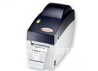 "203dpi Godex EZ-DT2 2.5"" direct thermal barcode printer with Ethernet port with free shipping by DHL&EMS"